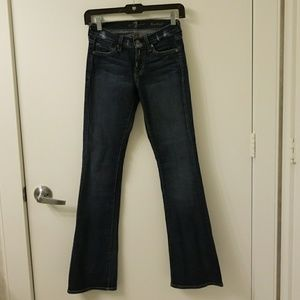 7 for all mankind bootcut jeans 23